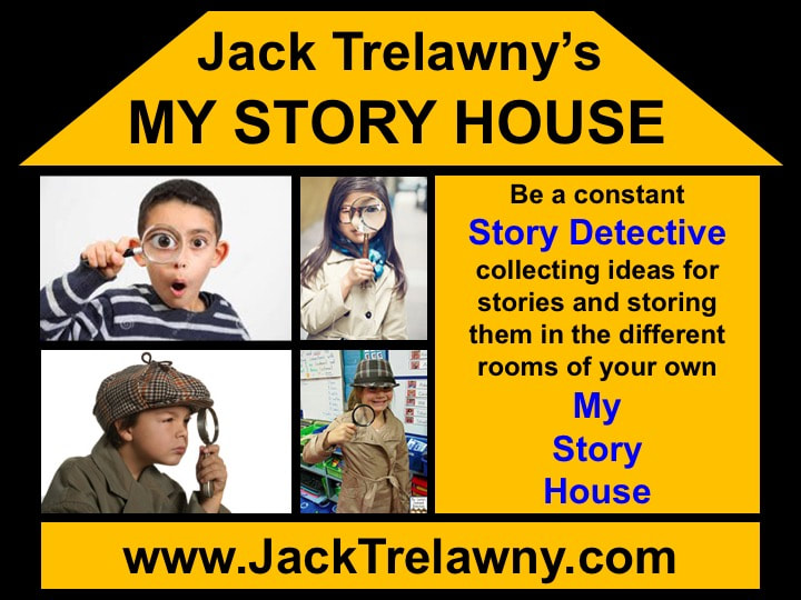 Read To Write - JACK TRELAWNY: CHILDREN'S AUTHOR & SCHOOL VISITOR